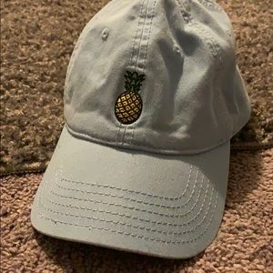 Pineapple hat!!!